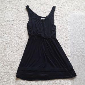 Lush black cover up